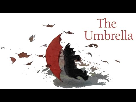 The Umbrella - A Wordless Picture Book