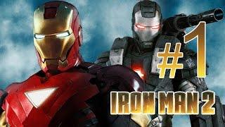 Iron Man 2 el videojuego - Misión 1: Archivos Stark - En Difícil y español - Parte 1