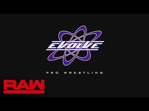 A special look at EVOLVE: Raw, July 8, 2019