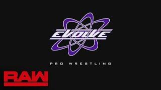 Baixar A special look at EVOLVE: Raw, July 8, 2019