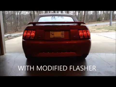 Raxiom Sequential Tail Light Install/Review (96-04 Mustang)