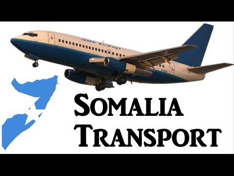 Somalia - Transport