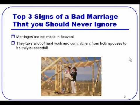 bad gay marriage why