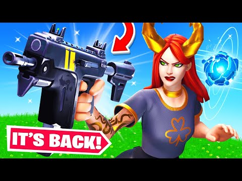 The *ZERO POINT* UPDATE in Fortnite! - TG Plays