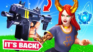 The *ZERO POINT* UPDATE in Fortnite!