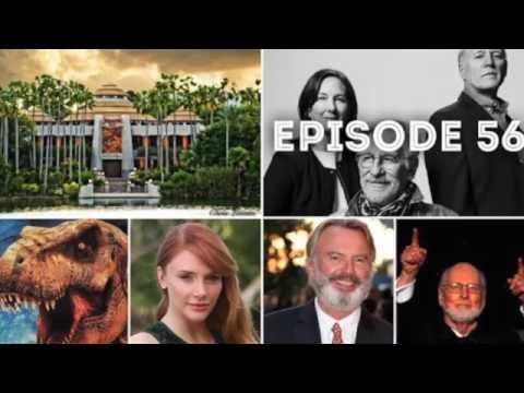 Jurassic World News, #JurassicJune, Bryce Dallas Howard & John Williams Audio! - Episode 56