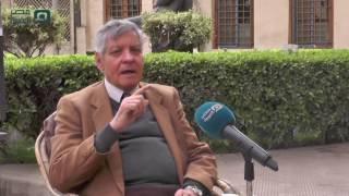 مصر العربية | الشاعر إبراهيم أبو سنة: اللغة العربية تعاني