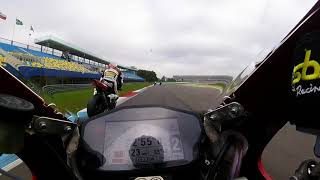Onboard Racing Ducati Panigale 1199R in Assen Fast laps 1:41's Fighting for the Win!