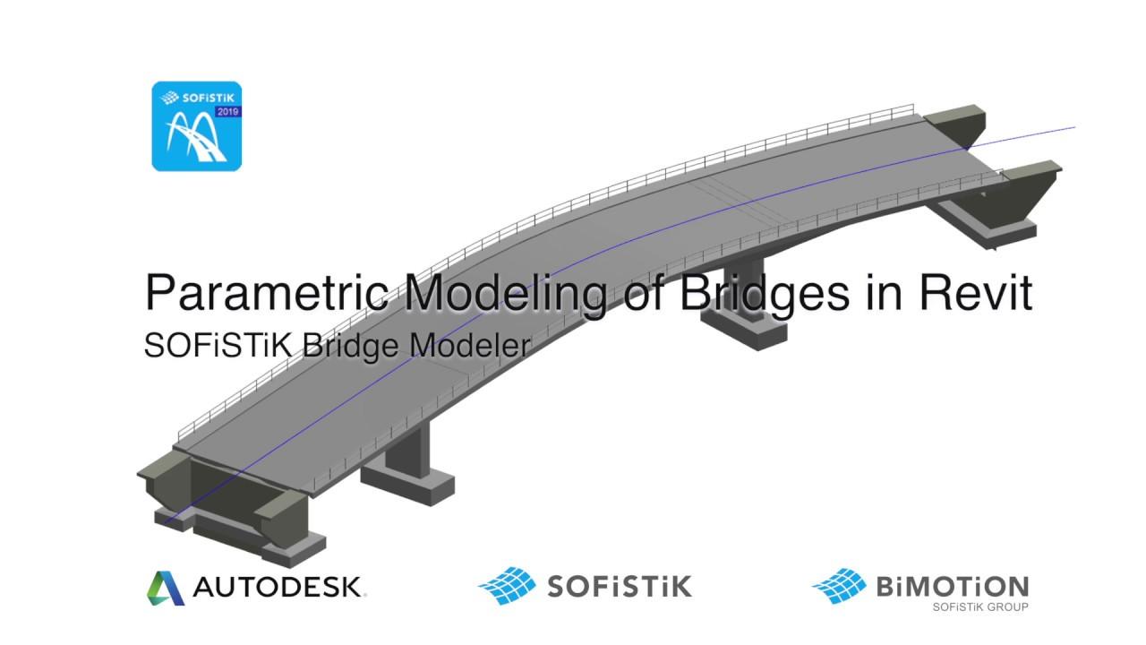 Bridge Modeler | SOFiSTiK AG