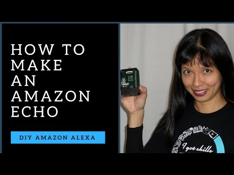 How to Make an Amazon Echo / Alexa from a Raspberry Pi 3 - Updated