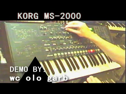 Korg Legacy Collection and Korg MS2000 - Gearslutz
