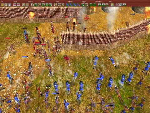Pequot Mystic Massacre Presentation Using Age Of Empires III