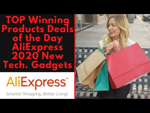 Фото TOP Winning Products Deals of the Day AliExpress 2020 - New Tech Gadgets
