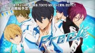 TVアニメ『Free!』PV