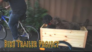Bike Trailer Video(I was inspired by Andrea Arzensek DIY Bike Trailer video to build my own bike trailer. Here's my build video. Like, comment, and PLEASE SUBSCRIBE See ..., 2015-07-09T14:21:23.000Z)