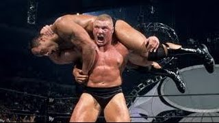 the 50 greatest finishing moves in wwe history 29 brock lesnar f5