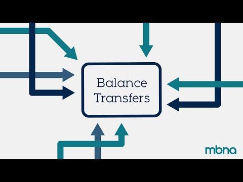 Balance Transfers | MBNA