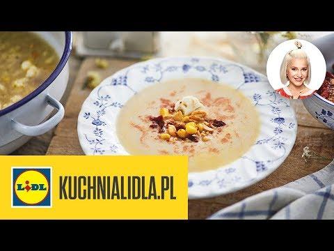 Chowder Z Kukurydzą Daria ładocha Kuchnia Lidla