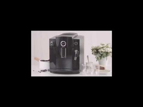 Обзор кофемашины Jura Impressa c60