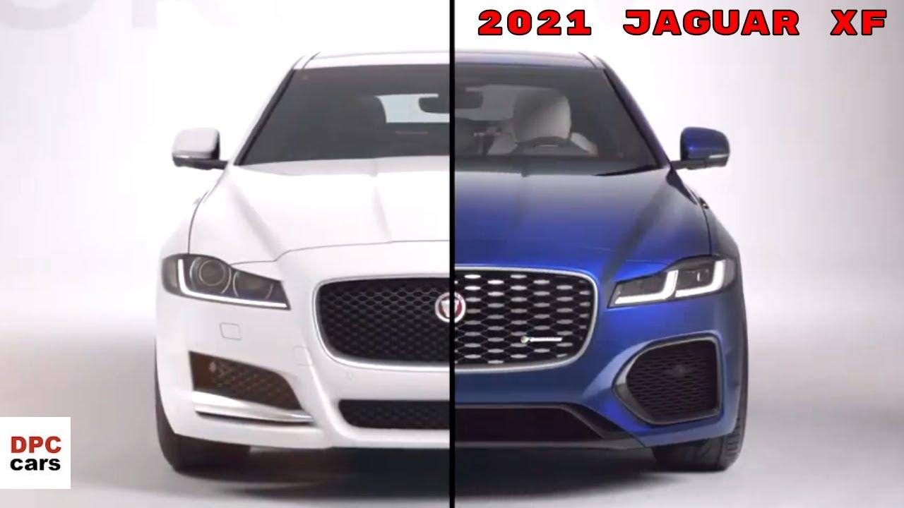 2021 Jaguar Xe V6 New Concept