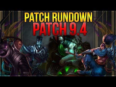 URGOTta be Kidding me! Patch Rundown Patch 9.4 [League of Legends] thumbnail