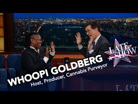 Whoopi Goldberg Is Not Here to Get You High