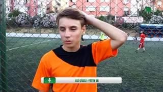 Ali Çileli - Fatih SK Maç Sonu Röportaj / İzmir / iddaa Rakipbul Ligi 2016 Açılış Sezonu