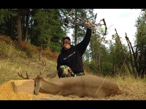Colville, Wa. 2016 Archery Deer