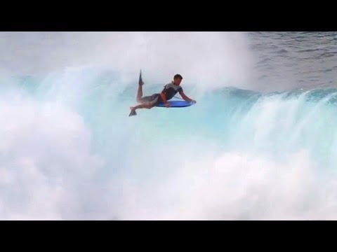 Time of Hawaii - Alex Uranga Bodyboard