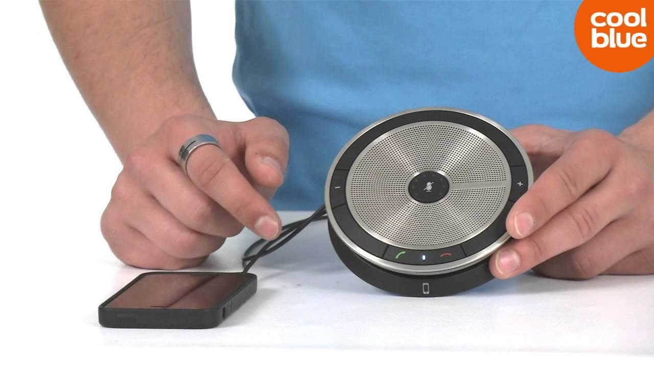 Sennheiser SP 9 ML portable speaker productvideo (NL/BE)