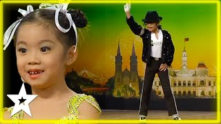 AMAZING Michael Jackson Act on Vietnam's Got Talent | Kids Got Talent