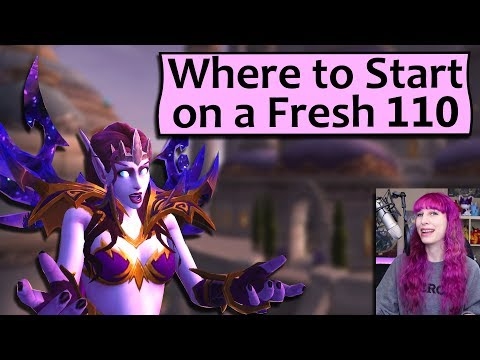 What To Do on a Fresh 110 in 7.3.5 - Gearing Guide and More!