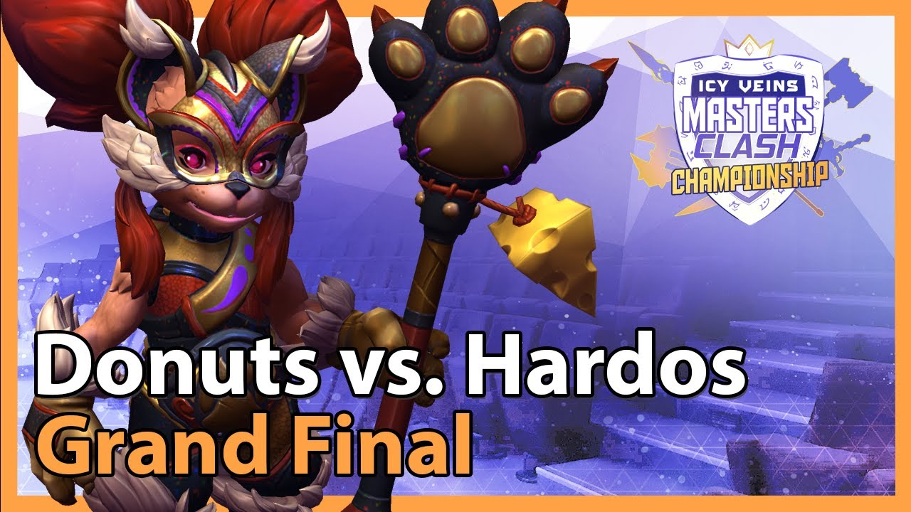 Grand Final: Donuts vs. Hardos - Heroes of the Storm 2021