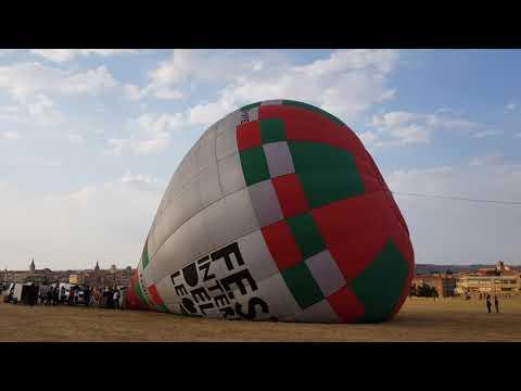 II Festival Accesible de Globos Aerostáticos de Segovia. Siempre en las nubes.  19/7/2019 (3)