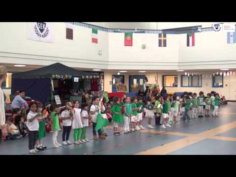 International Day 01 Preschool 3 Ireland