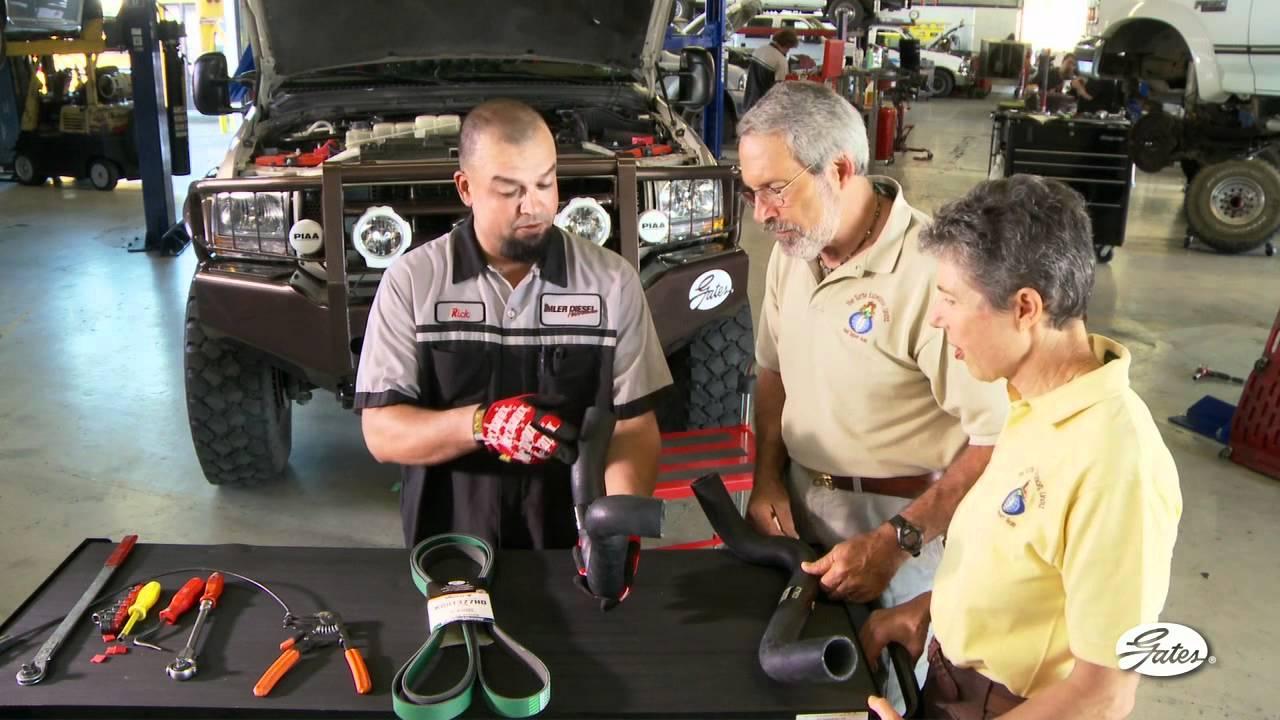 gates training solution kits ford f series trucks [ 1280 x 720 Pixel ]
