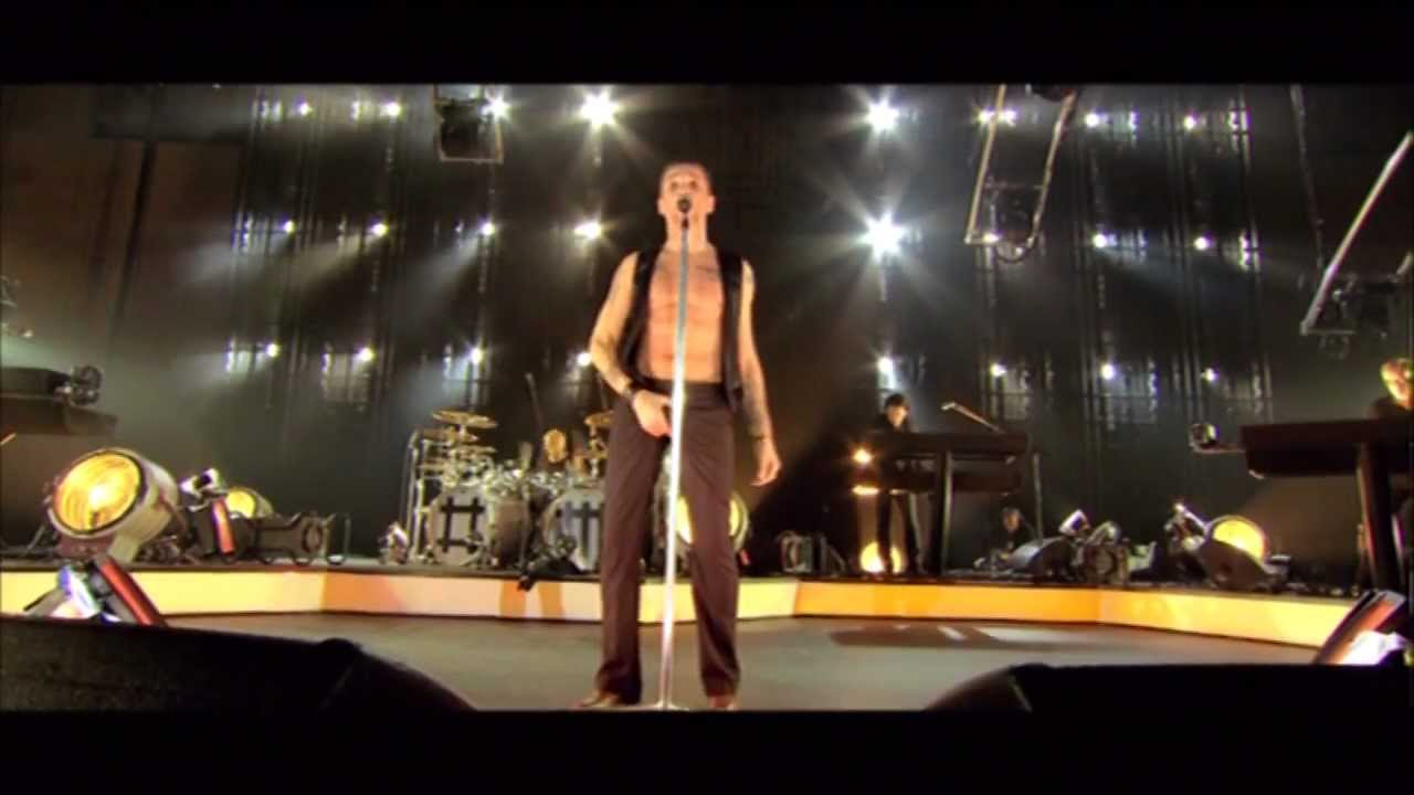 Resultado de imagen de Depeche Mode Tour Of The Universe 2009 720p BluRay x264 Hun Buksza