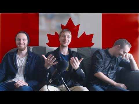 Welcome to Canada! • Introductions From BPS Office
