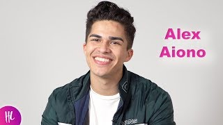 Alex Aiono Talks 'As You Need', Pineapple Juice, & Gushes Over Bradley Cooper | Hollywoodlife