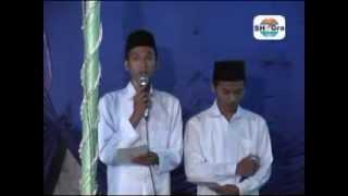 PEMBAWA ACARA ( MC ) KHATAMAN SANTRI PUTRA EL-TIBYAN ( Chaflatul Chaul, 30 September 2013 )