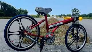 Basikal idola kita