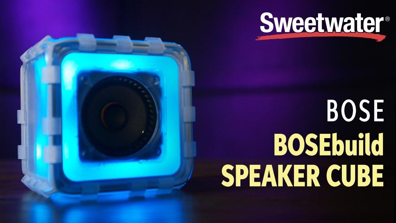 Bosebuild Speaker Cube : bose bosebuild speaker cube demo youtube ~ Russianpoet.info Haus und Dekorationen