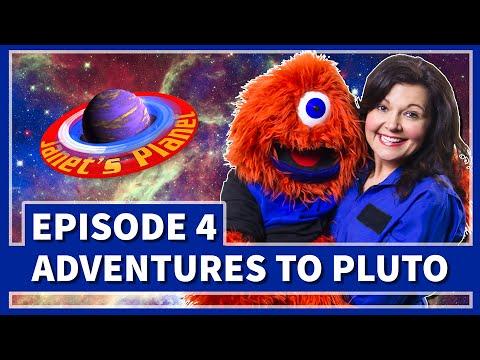 #DearPluto Letters - Episode 4 - Adventures to Pluto