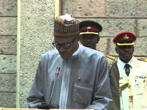 President Buhari Reafirms Commitment  On Ogoni Land Clean Up