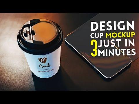 Download Coffee Cup Mockup Free Psd Mockup Graphics Youtube PSD Mockup Templates