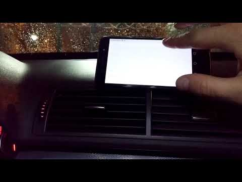 Audi A4 RNS-E Görüntü Aktarımı Mirror Link TV Tuner Mirror Share