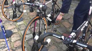 Paris Roubaix 2016: Watching UCI check for hidden bike motors