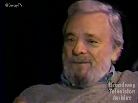 Stephen Sondheim's COMPANY (CBS This Sunday Morning 22-Oct-95)