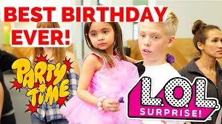 HOW AVA FOLEY'S 5TH BIRTHDAY BASH WAS AMAZING! (YOU WON'T BELIEVE IT!)