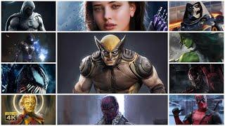 Список ВСЕХ новых персонажей в киновселенной Марвел